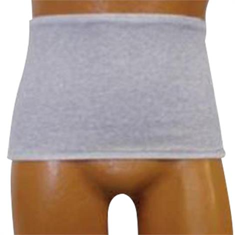Options Style 93206 Mens Brief With Open Crotch And Built-in Ostomy Barrier Support
