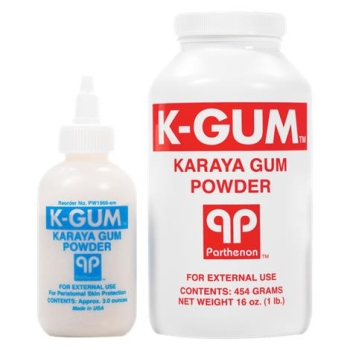 Parthenon K-Gum Karaya Ostomy Powder For Peristomal Skin Protection