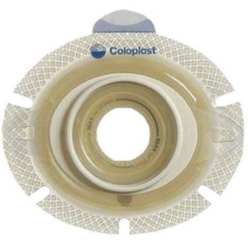 Coloplast SenSura Click Xpro Two-Piece Convex Light Extended Wear Skin Barrier With Belt Tabs